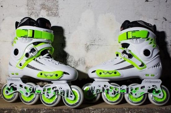 WQ的237轮滑鞋