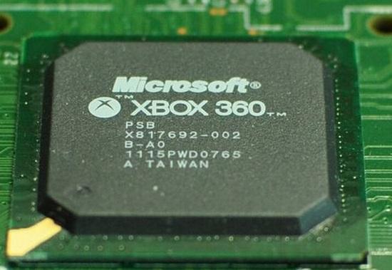xbox360芯片