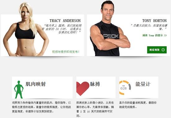 XBOX的健身教练
