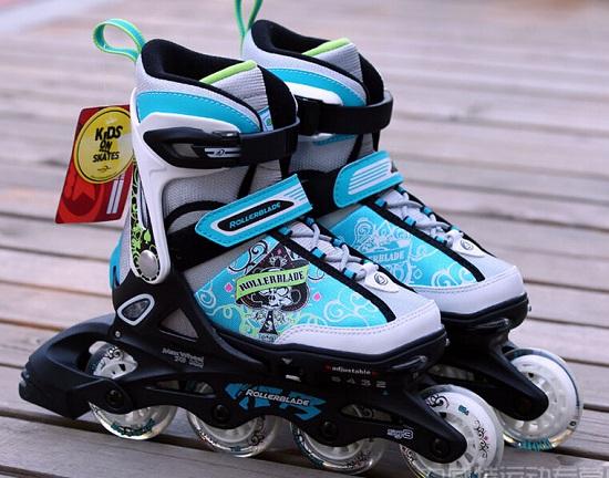 RB Spitfire Flash儿童轮滑鞋