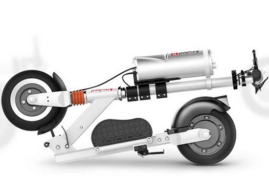 吐槽电动滑板车