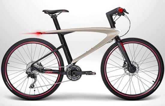 乐视智能自行车