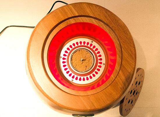 木质艾灸凳