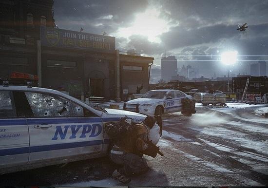 《汤姆克兰西:全境封锁》游戏画面