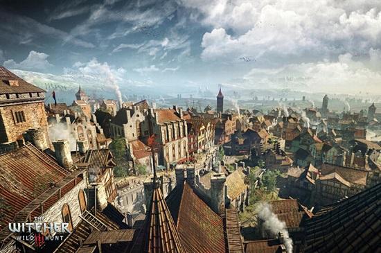 《巫师3:狂猎》游戏画面
