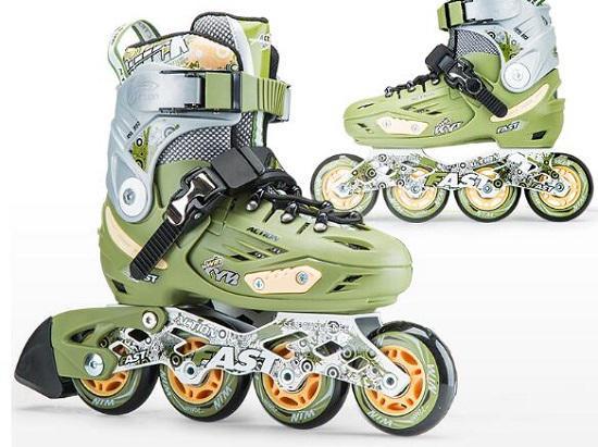动感轮滑鞋