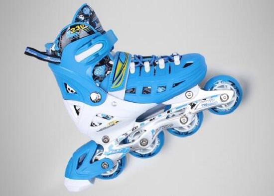金峰轮滑鞋