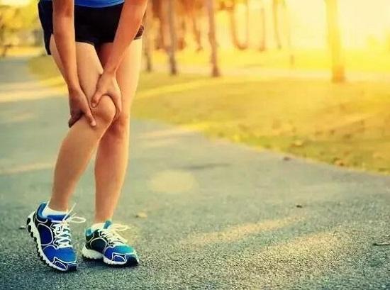 跑步膝自我康复实例