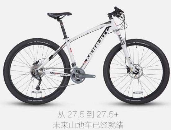 土拔鼠自行车