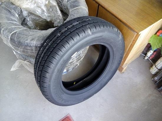 网购轮胎经历