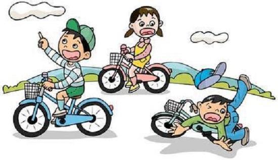 儿童自行车护具选购要点