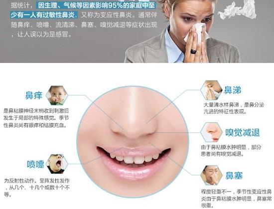 关于过敏性鼻炎