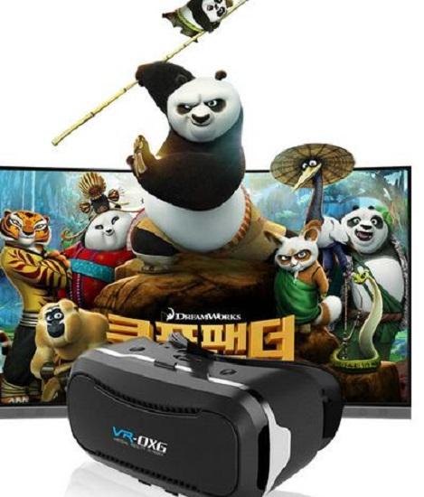 VR眼镜装置