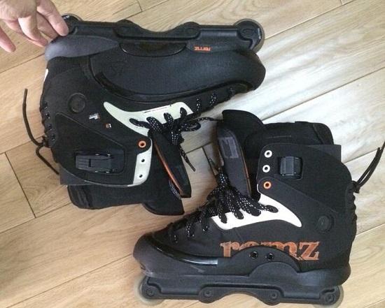 二手轮滑鞋