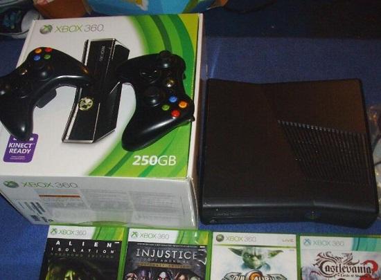 xbox360 slim版