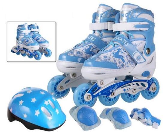 路狮ls-20021儿童轮滑鞋