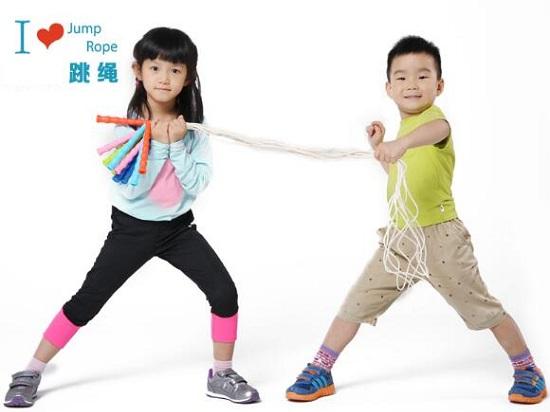 孩子如何健身