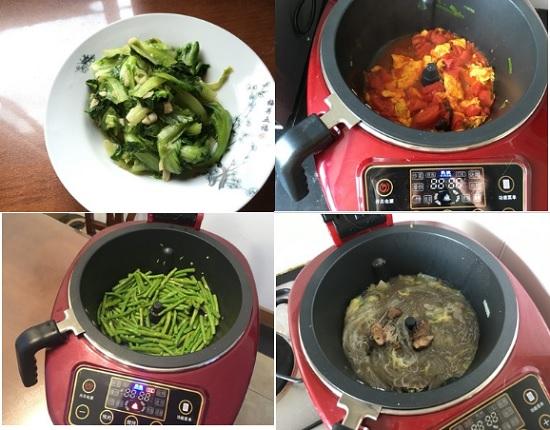 自动炒菜机实拍图