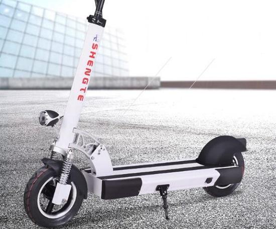 升特电动滑板车