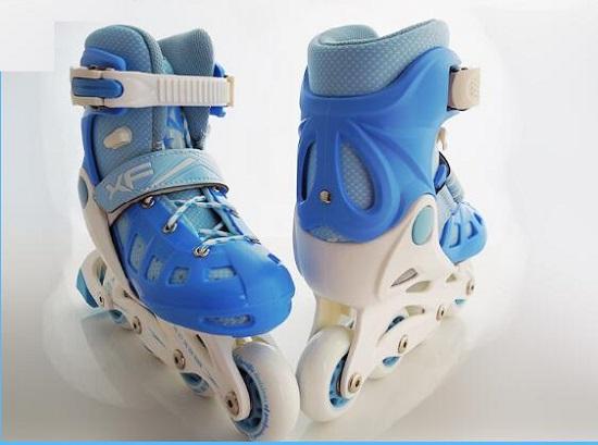 雄风轮滑鞋怎么样