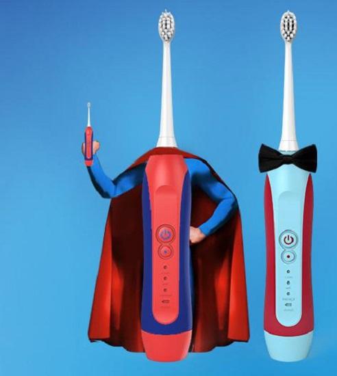 拜尔K5儿童电动牙刷评测