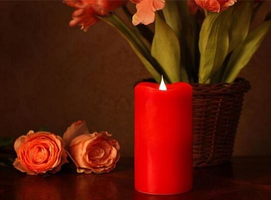 3D火焰电子蜡烛