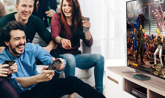 创维游戏电视盒子的游戏资源丰富