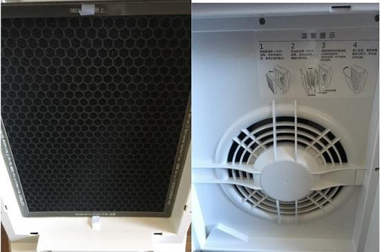 LUFTMED空气净化器的滤芯