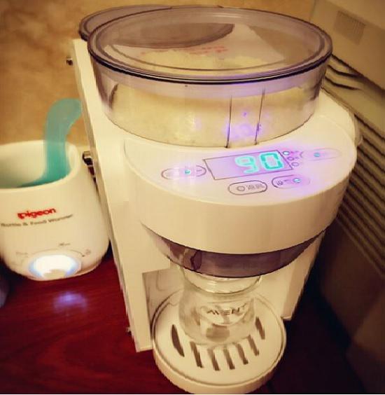 冲奶机真的有用吗