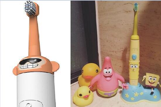 儿童电动牙刷和成人电动牙刷的区别