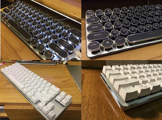键盘种类及外观
