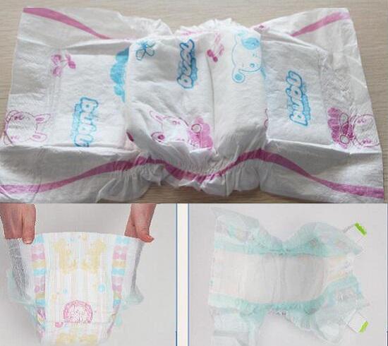 纸尿裤和尿不湿的不同之处
