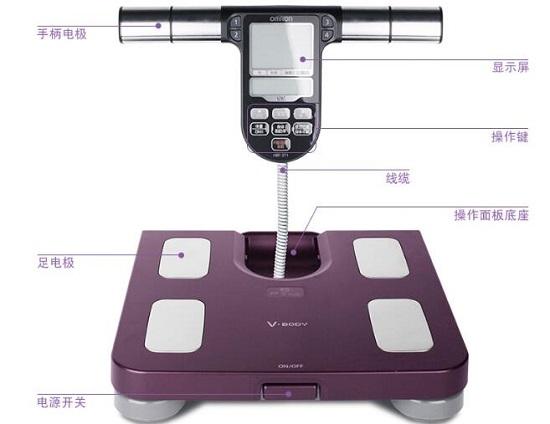 家用体脂率测试仪
