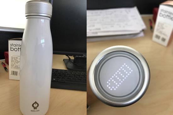 小水怪智能水杯实用吗