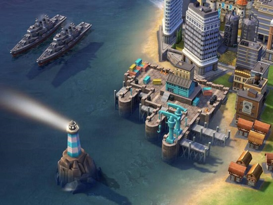 《文明6》游戏画面