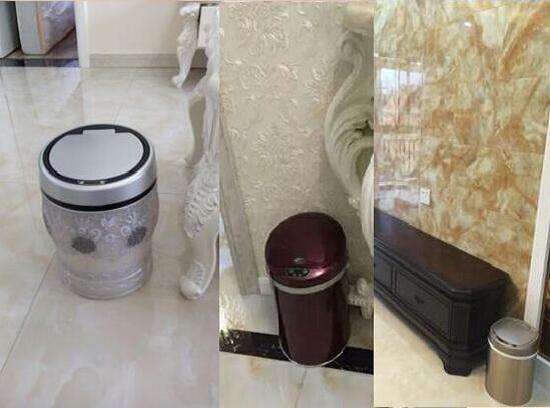 智能垃圾桶在家居装饰中的作用