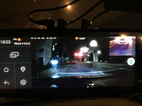 智掌家i7行车记录仪评测