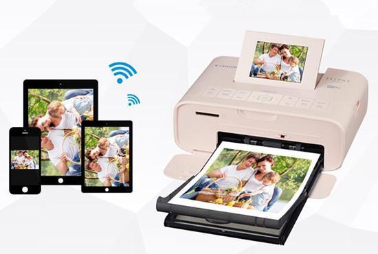 佳能CP1200无线照片打印机