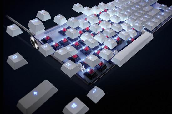 机械键盘轴体介绍