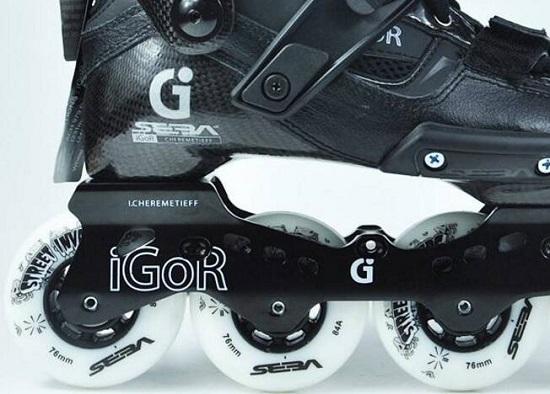 SEBA平花轮滑鞋哪个型号好