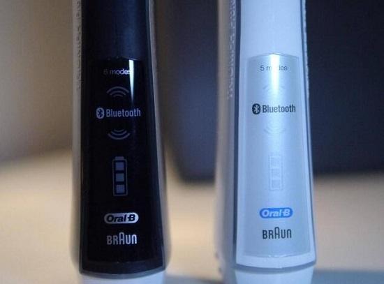 欧乐B电动牙刷