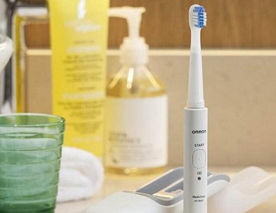 欧姆龙电动牙刷