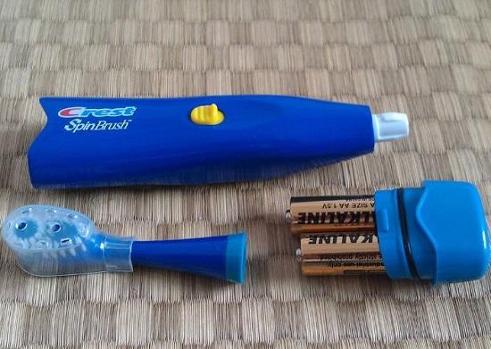 佳洁士电动牙刷