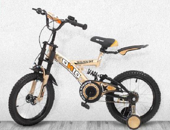 小龙哈彼儿童自行车