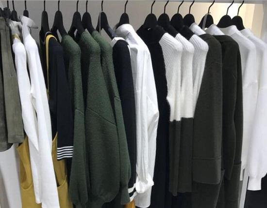 网上买衣服