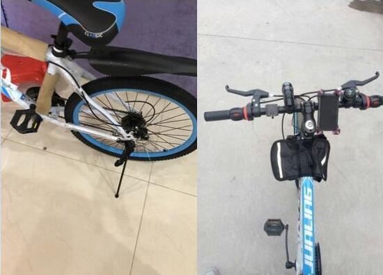 自行车的检查