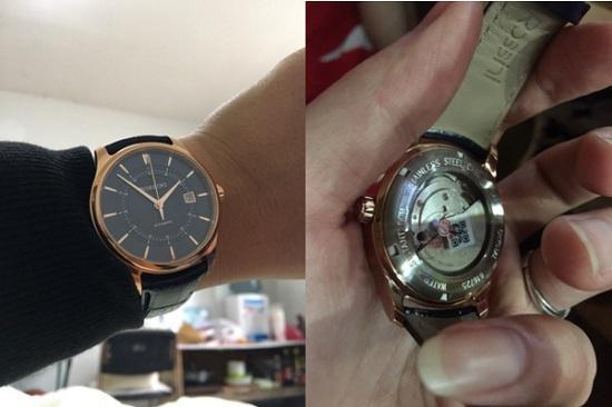 罗西尼机械手表