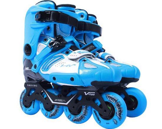 轮滑鞋如何选尺码