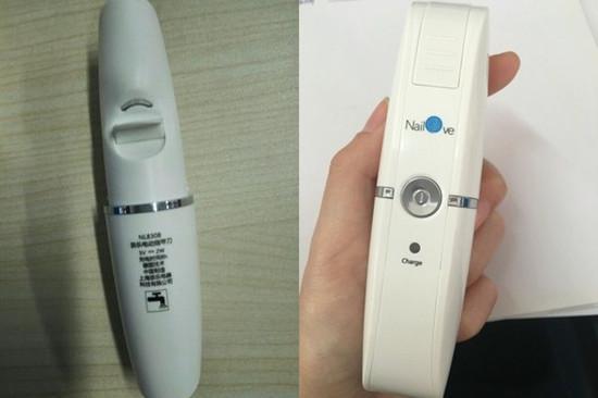 奈乐电动指甲刀