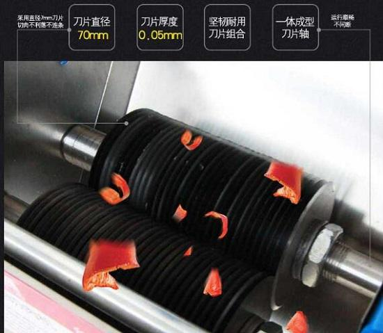 电动切肉机